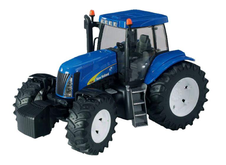 Dessins En Couleurs à Imprimer : Tracteur, Numéro : 136832