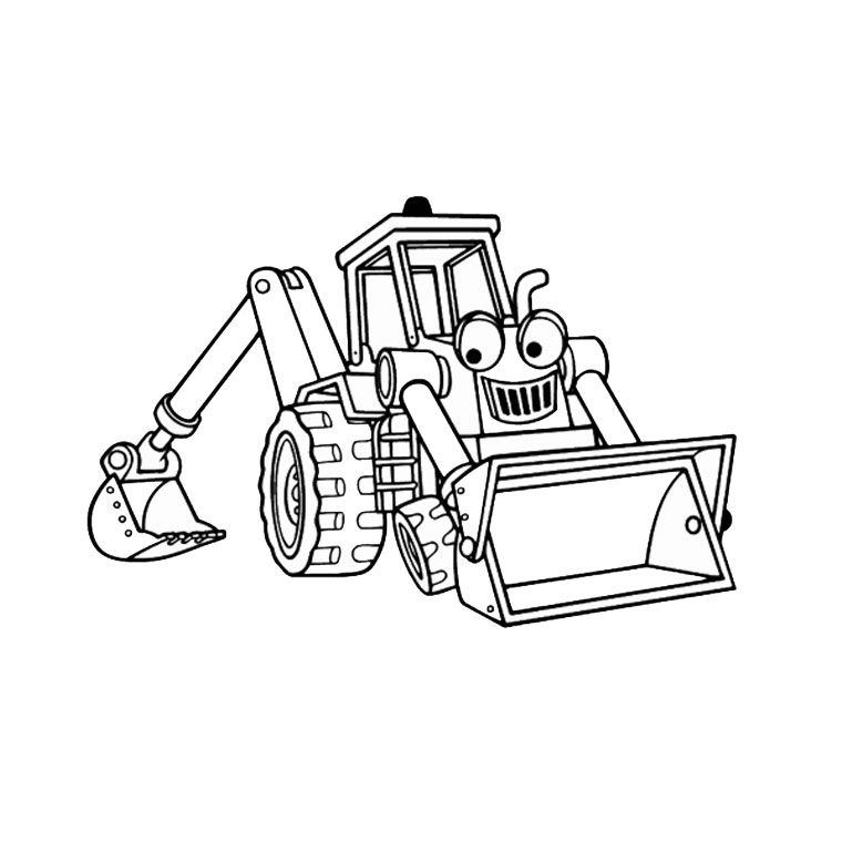 Coloriages à imprimer : Tracteur, numéro : 141935