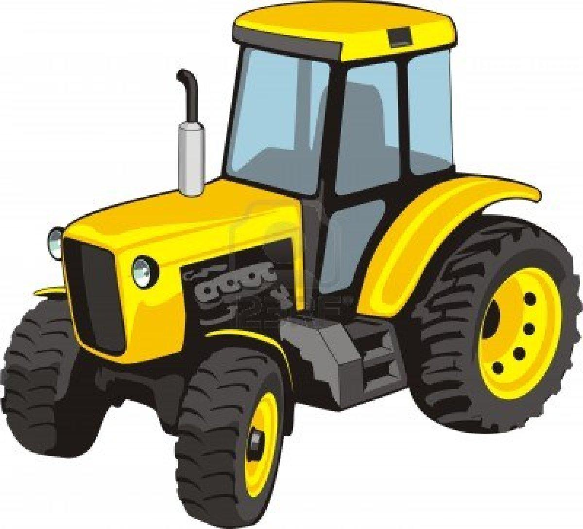 Dessins en couleurs imprimer tracteur num ro 203071 - Tracteur rigolo ...