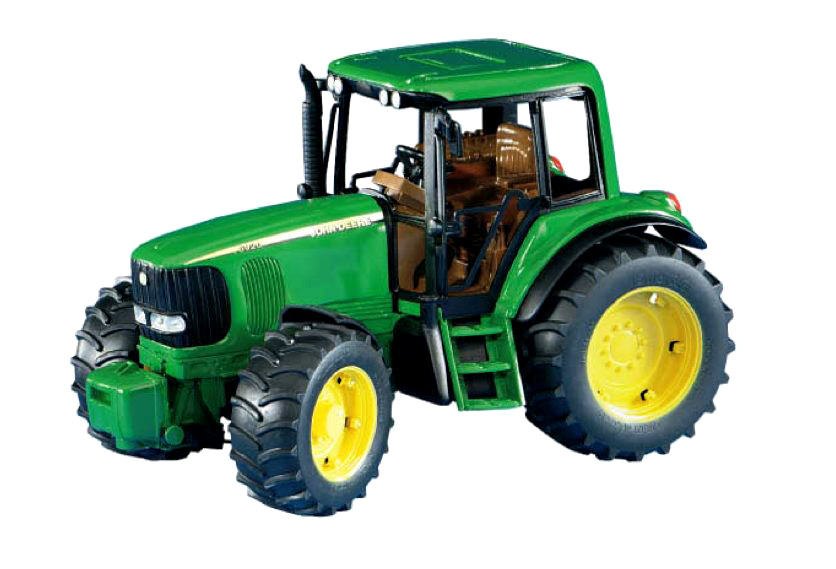 Dessins en couleurs imprimer tracteur num ro 215107 - Dessin anime de tracteur john deere ...