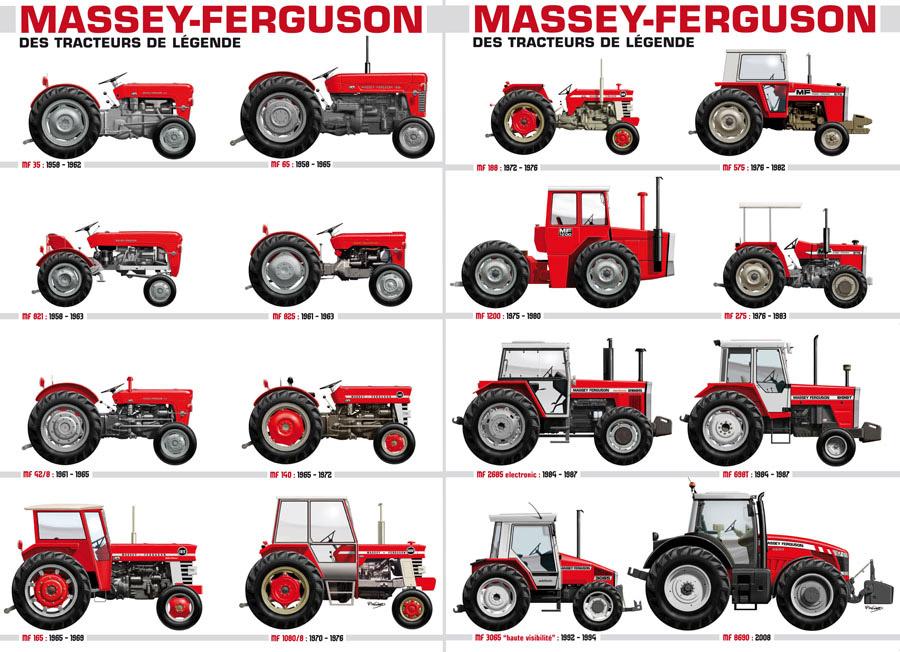Dessins en couleurs imprimer tracteur num ro 252605 - Dessin de tracteur massey ferguson ...