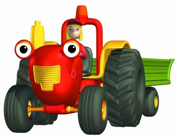 Dessins en couleurs imprimer tracteur num ro 413809 - Jeu de tracteur agricole gratuit ...