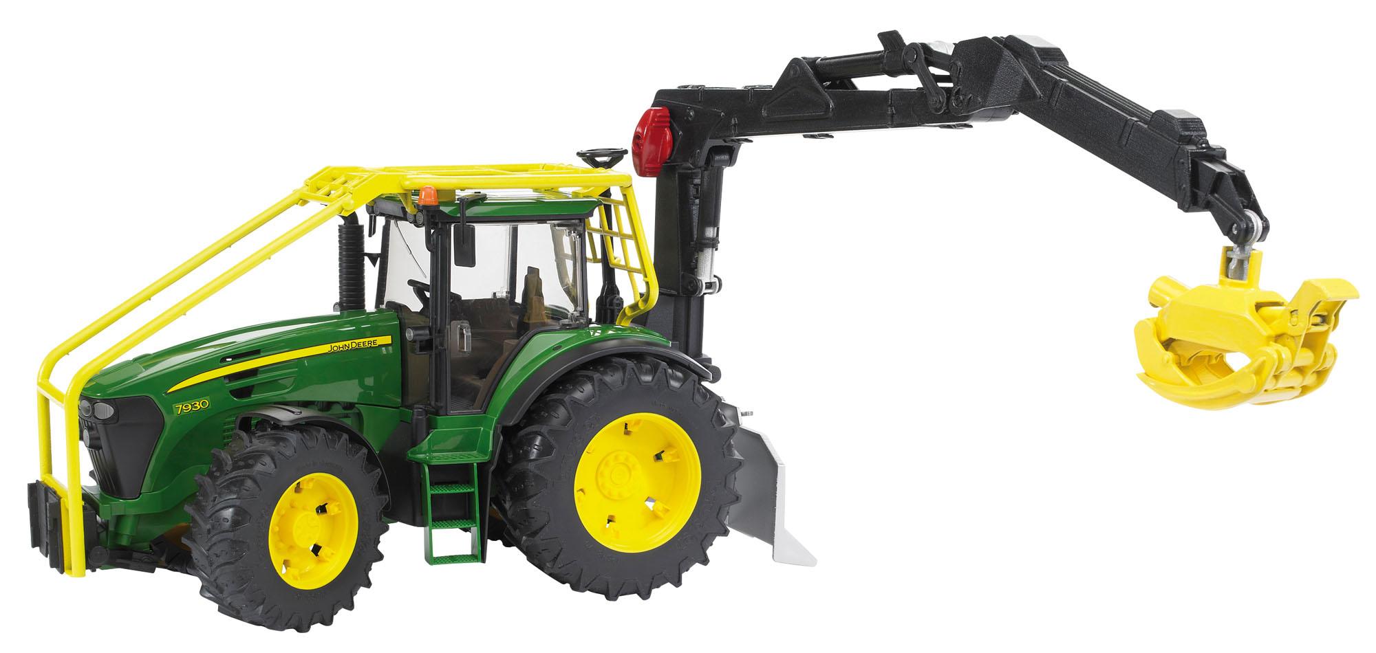 Nouveau coloriage tracteur forestier de lego - Dessin anime de tracteur john deere ...