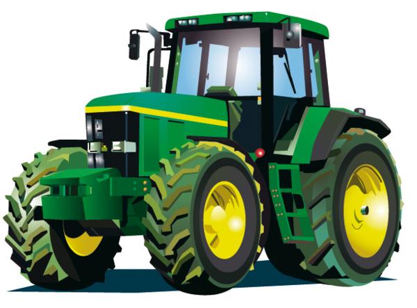 Dessins En Couleurs à Imprimer : Tracteur, Numéro : 70286