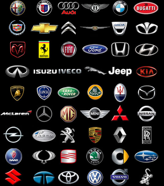 tous les logos de voiture tous les logo de marque de voiture toutes les voitures du monde. Black Bedroom Furniture Sets. Home Design Ideas