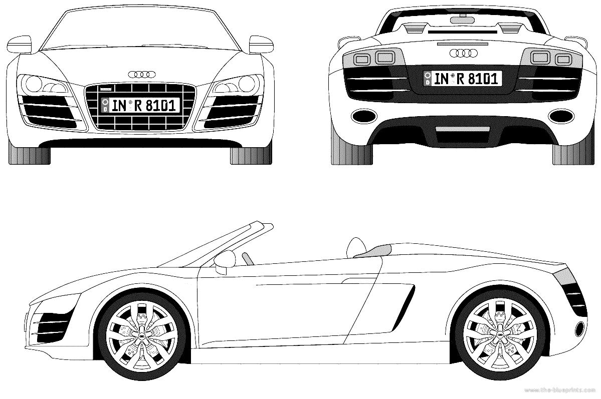 Coloriages 224 Imprimer Audi Num 233 Ro 105532