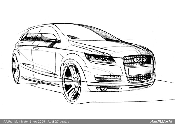 Coloriages Imprimer Audi Num Ro 292586