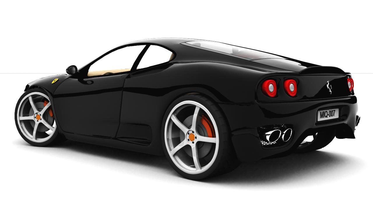 Dessins En Couleurs 224 Imprimer Ferrari Num 233 Ro 686740