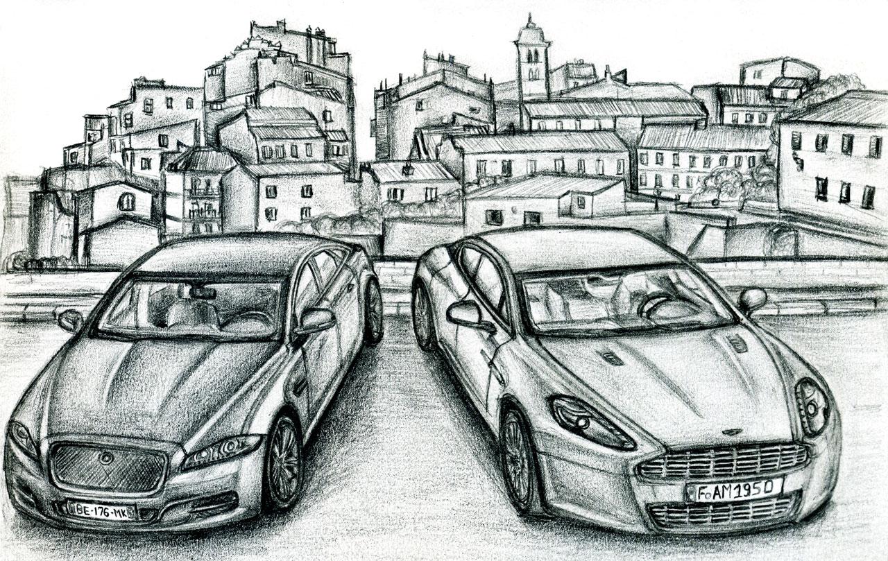 Dessins en couleurs imprimer jaguar num ro 110221 - Dessin de voiture simple ...