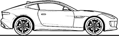 Coloriages A Imprimer Jaguar Numero 758445