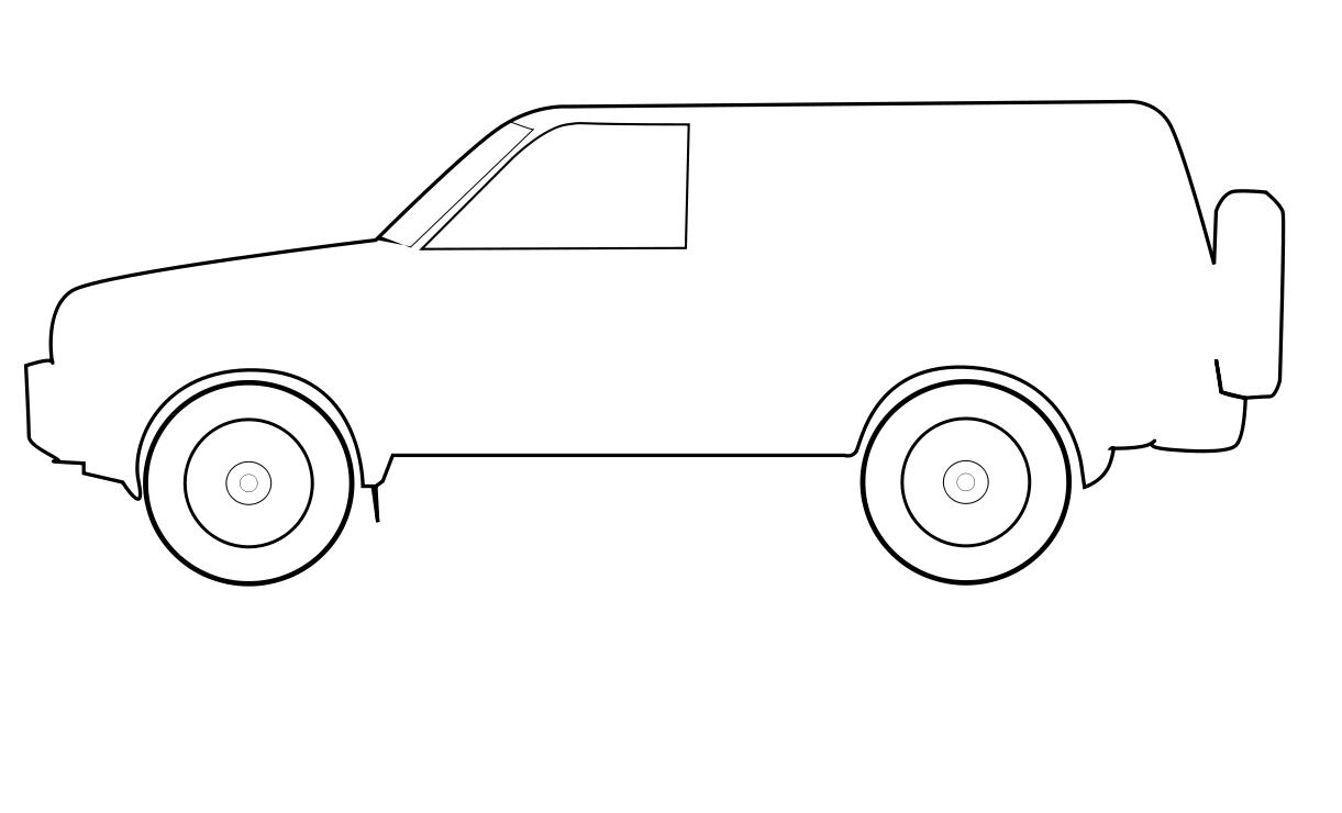 Coloriages Imprimer Jeep Num Ro 544754