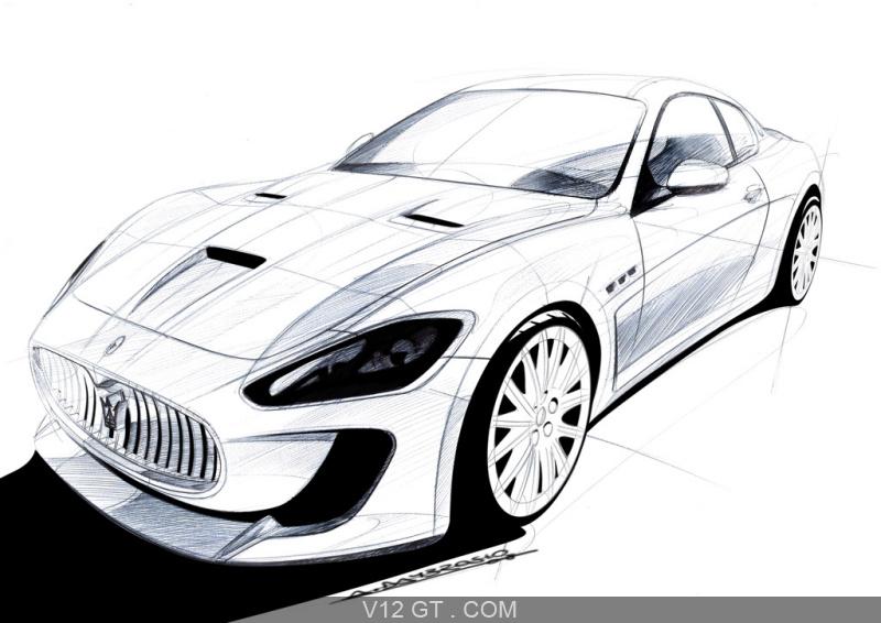 Dessins En Couleurs 224 Imprimer Maserati Num 233 Ro 168881