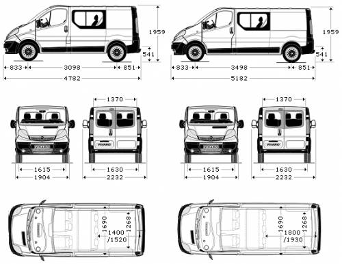 Mercedes Benz Metris Layout Guide additionally Vw T5 C ervan For Sale 4 Berth also 2856 1999 ford e   350 econoline xl extended cargo van 2   door 7   3l ambulance together with Peugeot Boxer besides 1983 1989 Ford Ranger Exterior Lights. on ford mini cargo van interior