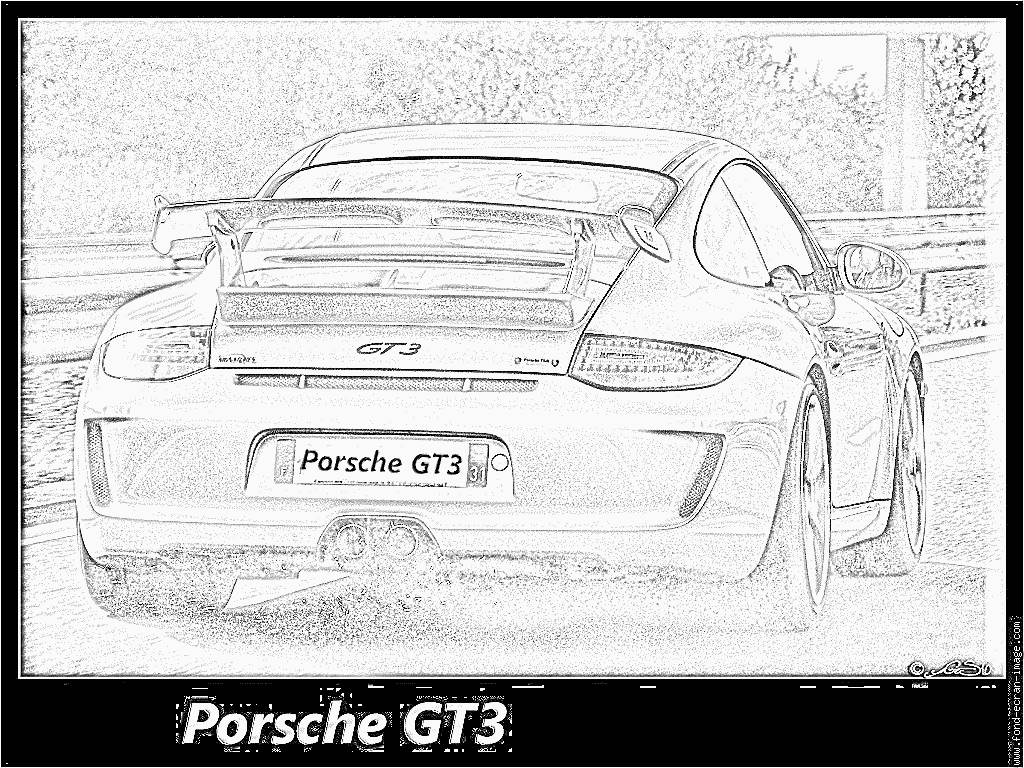 Coloriages imprimer porsche num ro 106187 for Plans de dessins de porche