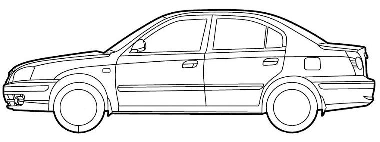Coloriages imprimer smart num ro 148506 - Dessin a colorier de voiture ...