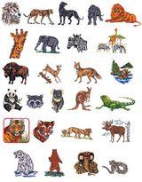 Imprimer le dessin en couleurs : Animaux, numéro 20254