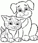 Imprimer le coloriage : Animaux, numéro 28d25fa0