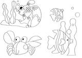 Imprimer le coloriage : Animaux, numéro 5712