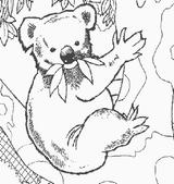 Imprimer le coloriage : Animaux carnivores, numéro 130452
