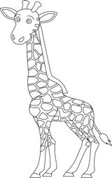 Imprimer le coloriage : Animaux carnivores, numéro 23891