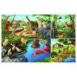 Imprimer le dessin en couleurs : Animaux carnivores, numéro 241087