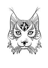 Imprimer le coloriage : Animaux carnivores, numéro 51d58eea