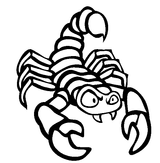 Imprimer le coloriage : Arachnides, numéro 755774