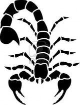 Imprimer le coloriage : Scorpion, numéro 24607