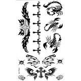 Imprimer le coloriage : Scorpion, numéro 26239