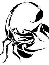 Imprimer le coloriage : Scorpion, numéro 28323