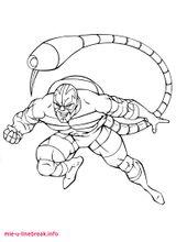 Imprimer le coloriage : Scorpion, numéro 854cebe1
