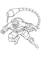 Imprimer le coloriage : Scorpion, numéro cabccb38