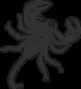 Imprimer le coloriage : Scorpion, numéro ddf17ab9