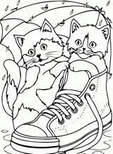 Imprimer le coloriage : Chat, numéro 203cb4c4
