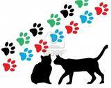 Imprimer le dessin en couleurs : Chat, numéro 20558