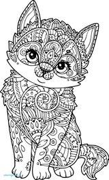 Imprimer le coloriage : Chat, numéro 57008bd8