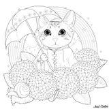 Imprimer le coloriage : Chat, numéro 85005222