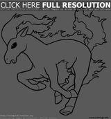 Imprimer le coloriage : Cheval, numéro b7faf84c