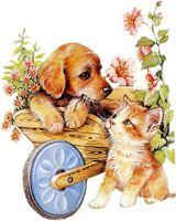 Imprimer le dessin en couleurs : Chien, numéro 598162