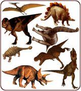 Imprimer le dessin en couleurs : Dinosaures, numéro 208754
