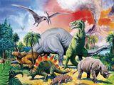 Imprimer le dessin en couleurs : Dinosaures, numéro 210069