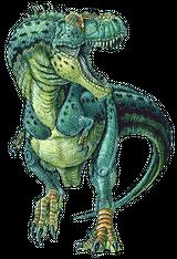 Imprimer le dessin en couleurs : Dinosaures, numéro 216146
