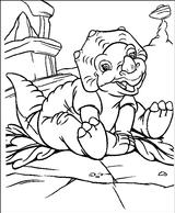 Imprimer le coloriage : Dinosaures, numéro 224973