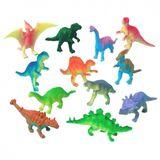 Imprimer le dessin en couleurs : Dinosaures, numéro 234946