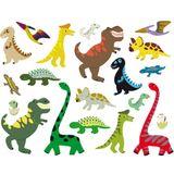 Imprimer le dessin en couleurs : Dinosaures, numéro 264484
