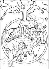 Imprimer le coloriage : Dinosaures, numéro 2abc1202