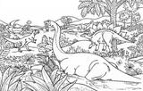 Imprimer le coloriage : Dinosaures, numéro 307977