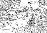 Imprimer le coloriage : Dinosaures, numéro 3ac8f31