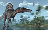 Imprimer le dessin en couleurs : Dinosaures, numéro 48f8e83e