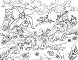 Imprimer le coloriage : Dinosaures, numéro 509f23cc